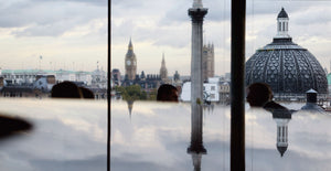 View of London from the National Portrait Gallery