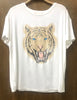 Growling Tiger Graphic Tee