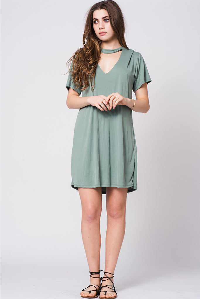 Berlin T-Shirt Dress