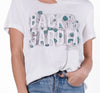 Woodstock Back To The Garden Distressed Graphic T-shirt