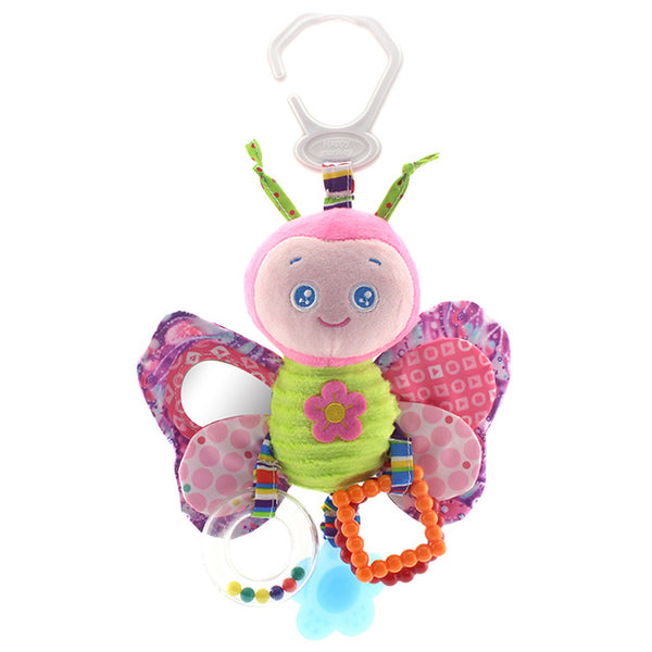 Baby Rattles Toys Stroller Hanging Soft Toy