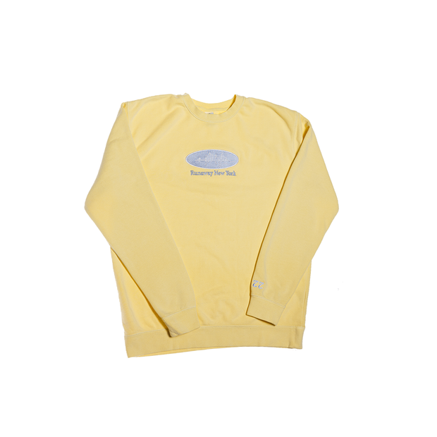 Leilani Crewneck (Yellow)