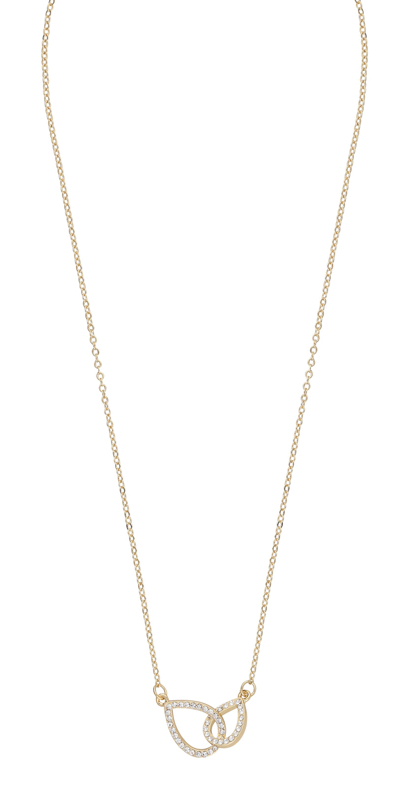 Snö of Sweden Halsband Ciel chain neck 42 g/clear