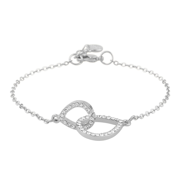 Snö of Sweden Armband Ciel chain brace  s/clear