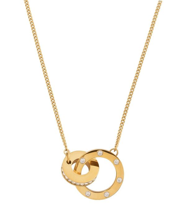 Edblad Ida Necklace Long Gold