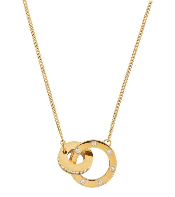 Edblad Ida Necklace Short Gold