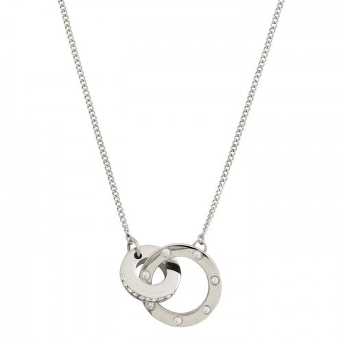 Edblad Ida Necklace Short Steel