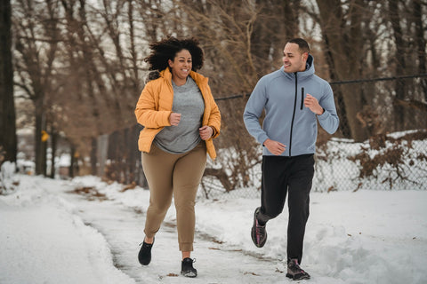 Exercising as couples