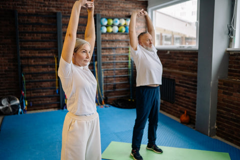 Exercising together results to better workout