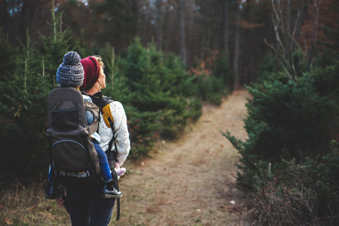 Hiking as one of the trending wellness escapes