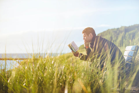 Reading can help boost self-confidence