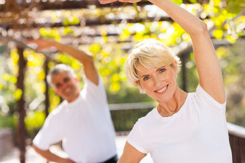 exercise boosts endorphins