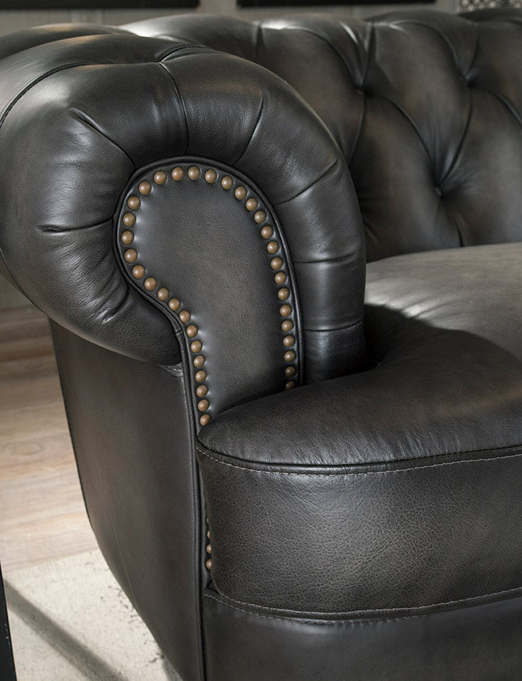 Glenbrook Top Grain Leather Collection