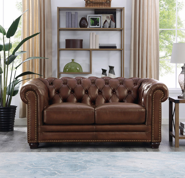 Allington Top Grain Leather Collection