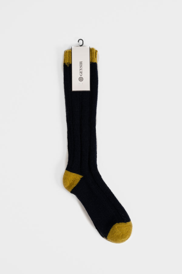 Load image into Gallery viewer, Two Color  — Wool Socks