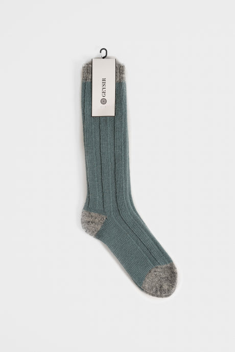 Two Color  — Wool Socks