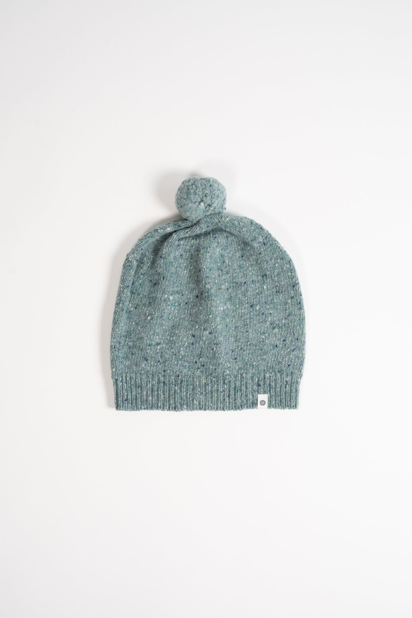 Erna Hat — Cambridge Blue