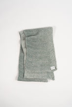 Load image into Gallery viewer, Funi Wool Scarf — Cambridge Blue