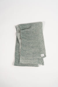 Funi Wool Scarf — Cambridge Blue
