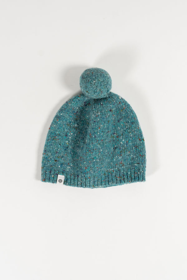 Load image into Gallery viewer, Dúskur Childrens hat — Blue