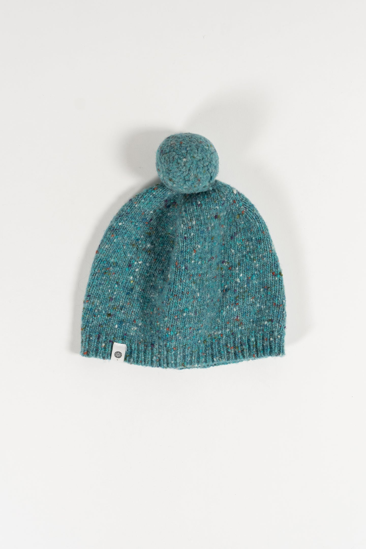 Dúskur Childrens hat — Blue