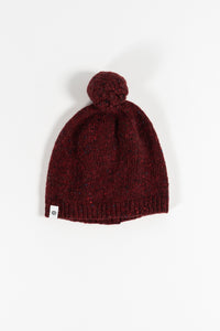 Dúskur Childrens hat — Red