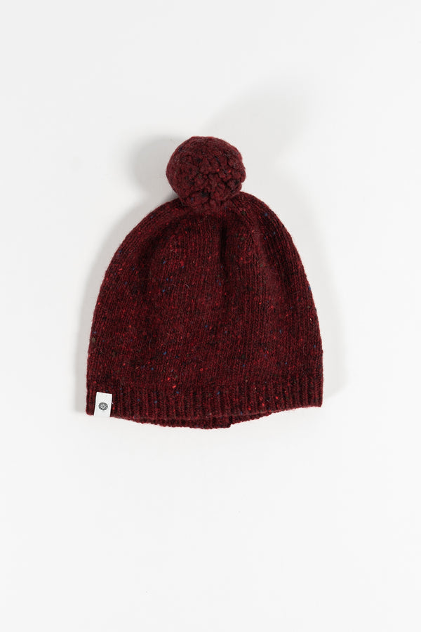 Load image into Gallery viewer, Dúskur Childrens hat — Red