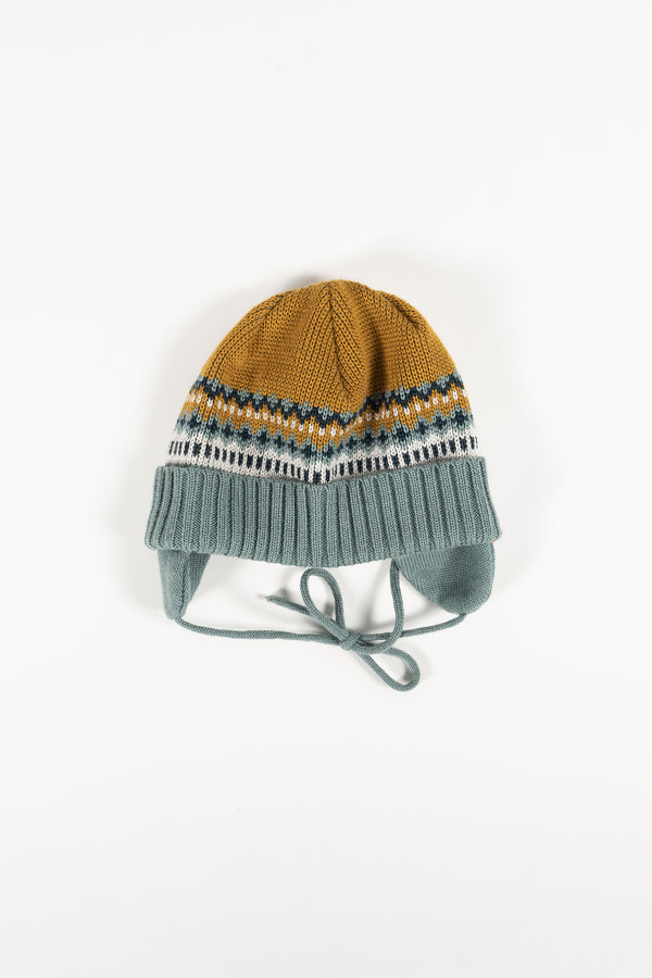 Load image into Gallery viewer, Blær — Merino Baby Hat