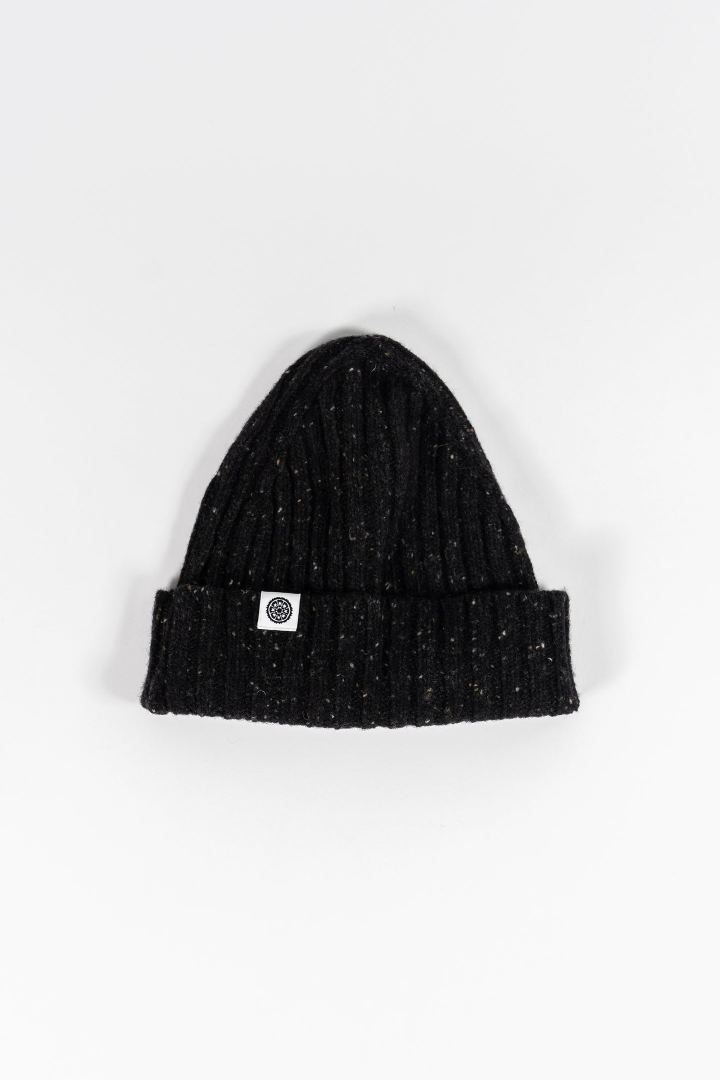 Atli Hat — Black Melange