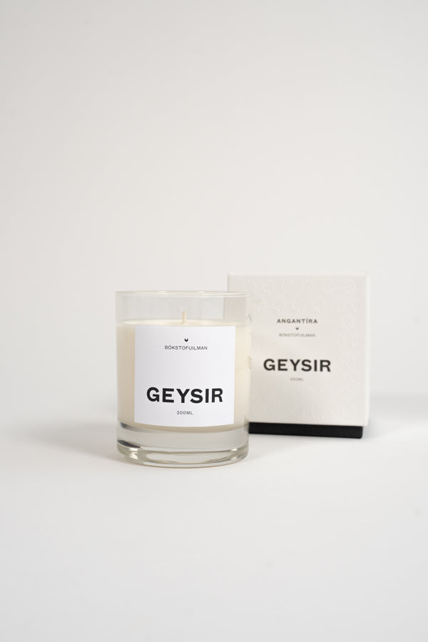 Load image into Gallery viewer, Geysir Signature Scents — Bókstofuilman