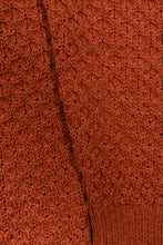 Load image into Gallery viewer, Ýmir Wool Sweater — Burnt Orange