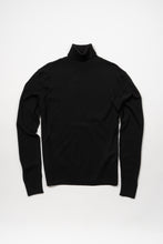 Load image into Gallery viewer, Ari Merino Sweater — Black