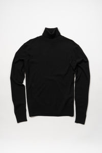 Ari Merino Sweater — Black