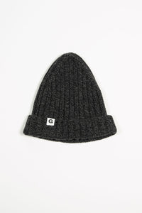 Atli Hat — Grey Melange
