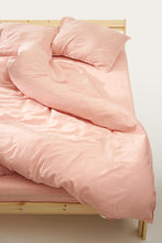 Load image into Gallery viewer, Nótt Duvet Cover — Light Pink