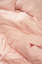 Load image into Gallery viewer, Nótt Fitted Sheet — Light Pink
