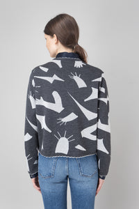 Form Merino Sweater — Grey
