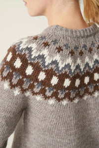 Hrefna — Wool Sweater