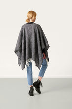 Load image into Gallery viewer, Linda — Woven Wool Cape