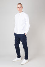 Load image into Gallery viewer, Fannar Shirt — White Poplin
