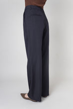 Load image into Gallery viewer, Ylfa Trousers — Dark Navy