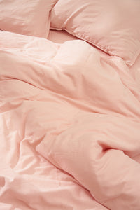 Nótt Pillow Cover — Light Pink