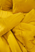 Load image into Gallery viewer, Nótt Pillow Cover - Mustard