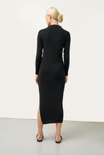 Load image into Gallery viewer, Eva — Ribbed Knit Dress