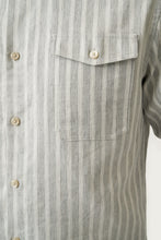 Load image into Gallery viewer, Breki — Linen Shirt