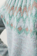 Load image into Gallery viewer, Urður Wool Sweater - Pastel Green