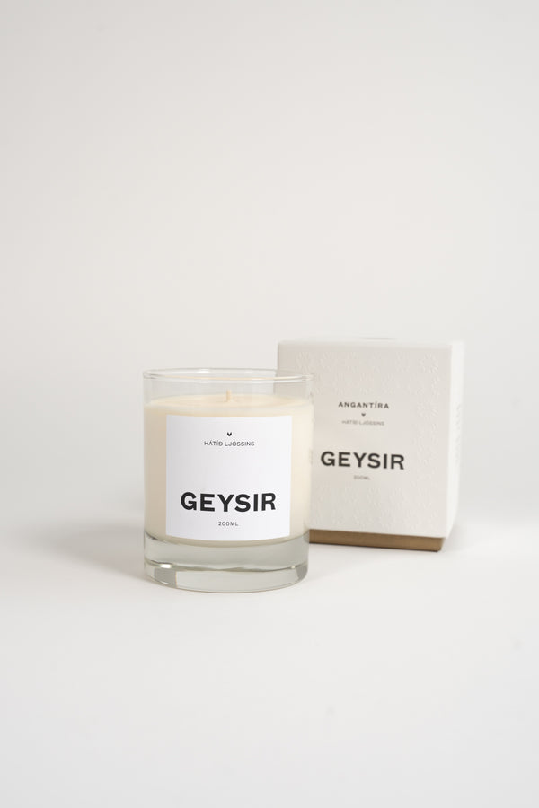 Load image into Gallery viewer, Geysir Signature Scents — Hátíð Ljóssins