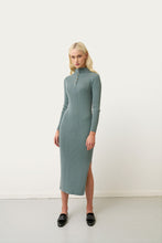 Load image into Gallery viewer, Eva — Rib Knit Dress