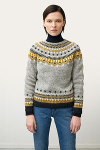 Lopi — Handknitted Sweater