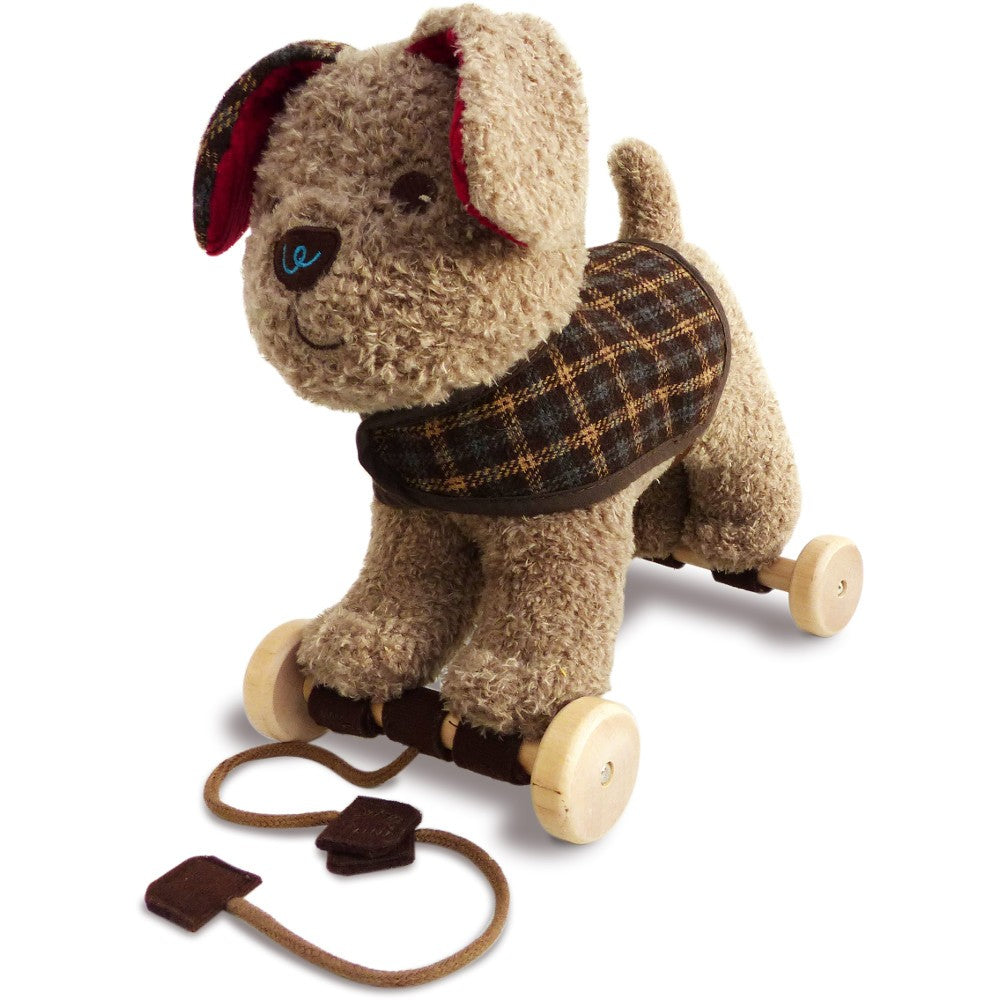 Percy Pup Pull Along Gift